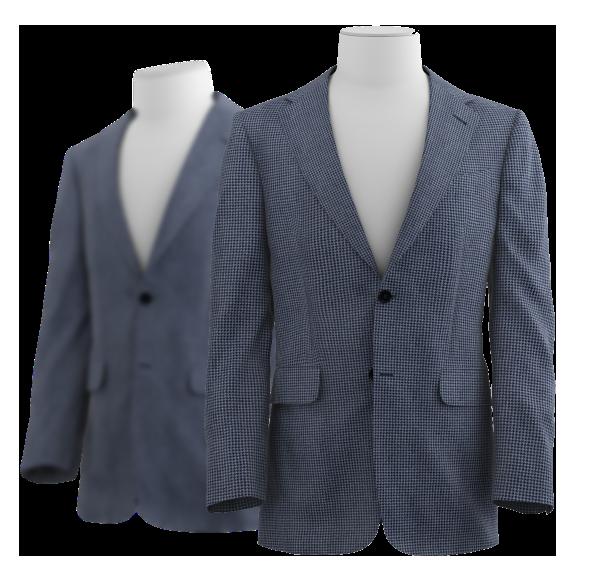 3D visual, 3D Configurator, 3D Suits, Apparel in 3D, Photorealistic 3d visuals, 3D of Dunhill