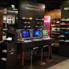 Footwearnews : NIKEiD Debuts New Augmented Reality Customization Service