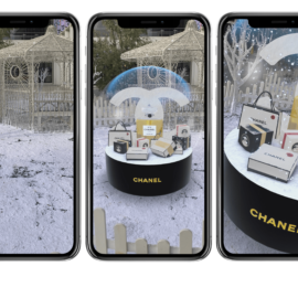 7 applications of mobile AR leveraged by luxury brands
