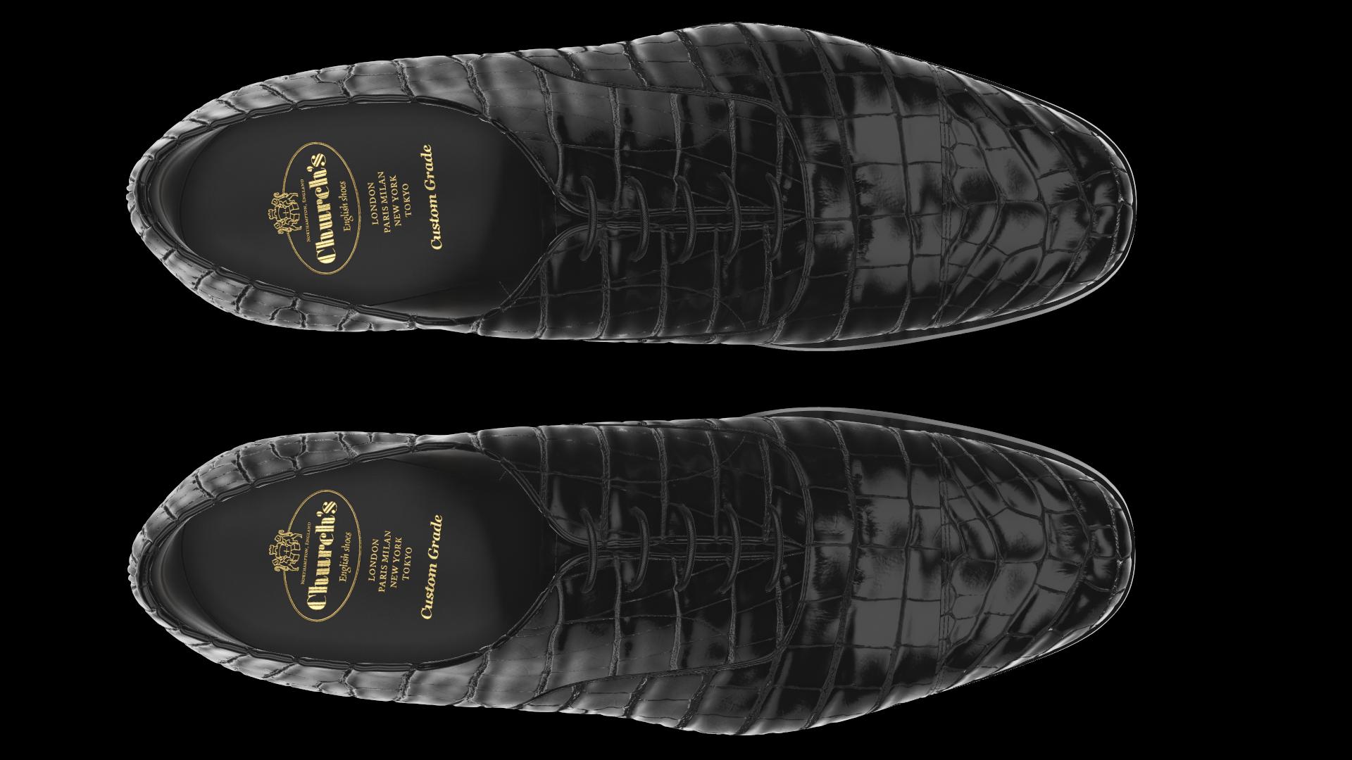 3D visual, 3D Configurator, 3D shoes, Photorealistic 3d visuals, Church's