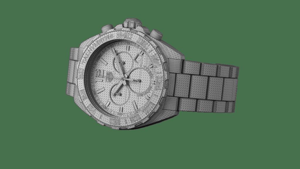3D visual I 3D Configurator I 3D jewelry I Tag Heuer